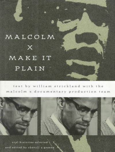 homemade education malcolm x thesis Malcolm x just wanted peace just like any other color person he wanted everyone to live under the same rules he was just like any other colored man just wanted to be free.
