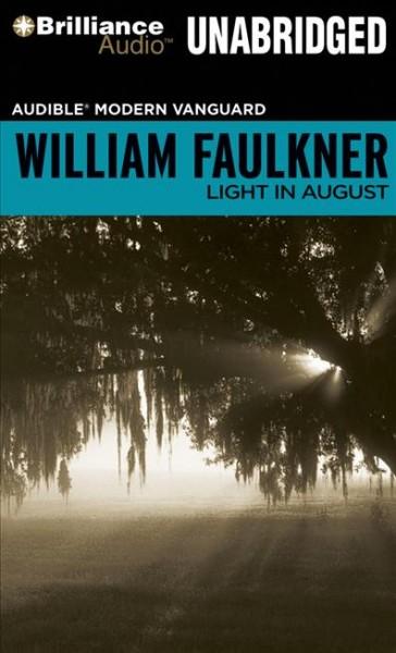 faulkner barn burning modernism