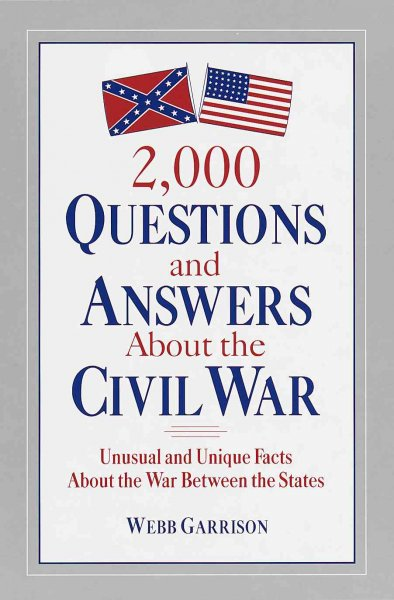civil war questions Research within librarian-selected research topics on us civil war from the questia online library, including full-text online books, academic journals, magazines, newspapers and more.
