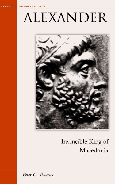 a biography of alexander the great king of macedonia In the first authoritative biography of alexander the great written for a general audience in a alexander becomes king of macedonia after his father's.
