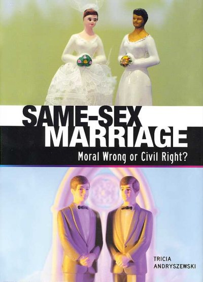 Marriage right same sex