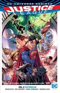 DC Universe Rebirth Justice League v. 2
