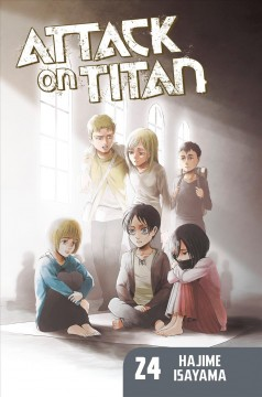 Attack on Titan. 24