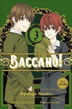Baccano! Volume 3