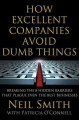 Go to record How excellent companies avoid dumb things : breaking the 8...