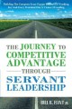 Go to record the journey to competitive advantage through servant leade...
