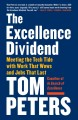 Go to record The excellence dividend : meeting the tech tide with work ...