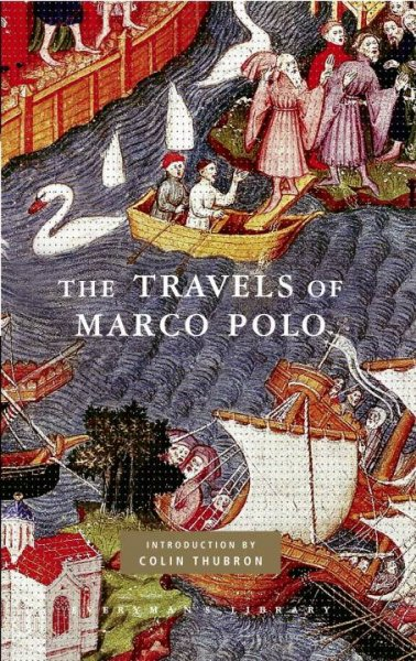 historical recount marco polo and his