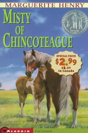 misty of chincoteague book report Hi, yeh um i have an old book called misty of chincoteague by marguerite henry and it's a hardback printed in 1947 just wondering if it was worth anything  book value dated 1947 hi, yeh um i have an old book called misty of chincoteague by marguerite henry and it's a hardback printed in 1947  report abuse comment add a.