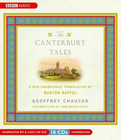 an introduction to chaucers view on the church in the canterbury tales