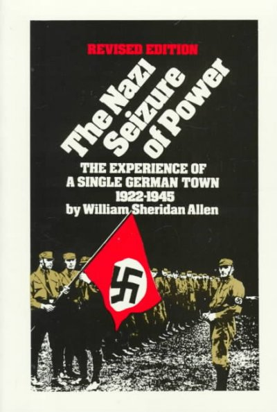 the nazi seizure of power book review Nazi seizure of power has 1 available editions to buy at customer reviews write a review how the nazis seized power this book does exactly what is says on.