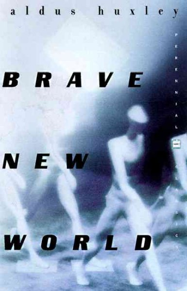 the future society in brave new world a novel by aldous huxley