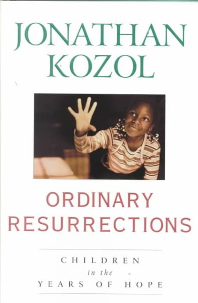 striving for survival in amazing grace by jonathan kozal