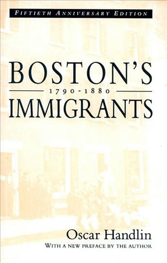bostons immigrants a study in acculturation essay Acculturation essays america, the land of golden opportunities, is the world's melting pot for a growing mass of people along with this flowering population, comes an extraordinary sense of diversity and cultural value immigrants who come to america bring with them their traditi.