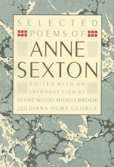 discussion of anne sexton essay