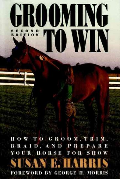 an analysis of how to groom a horse