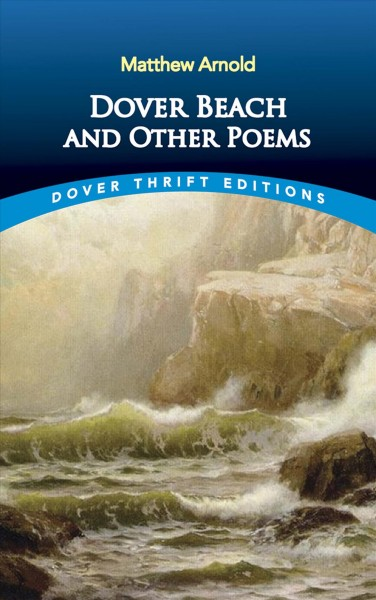 an analysis of imagery in dover beach by matthew arnold
