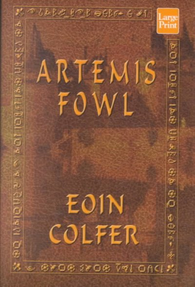 artemis fowl by eoin colfer monkeynotes Artemis fowl - ebook written by eoin colfer read this book using google play books app on your pc, android, ios devices download for offline reading, highlight, bookmark or take notes while you read artemis fowl.