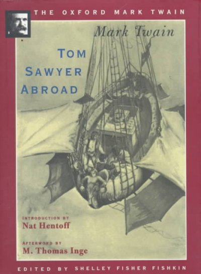 a review of tom sawyer abroad by mark twain