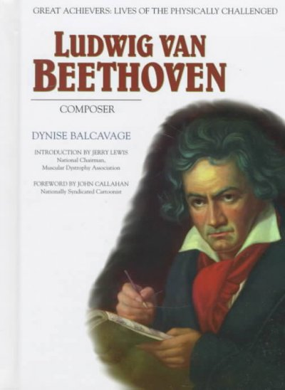 the life of ludwig van beethoven a german composer German composer, the predominant musical figure in the transitional period between the classical and romantic eras widely regarded as the greatest composer who ever lived, ludwig van beethoven dominates a period of musical history.
