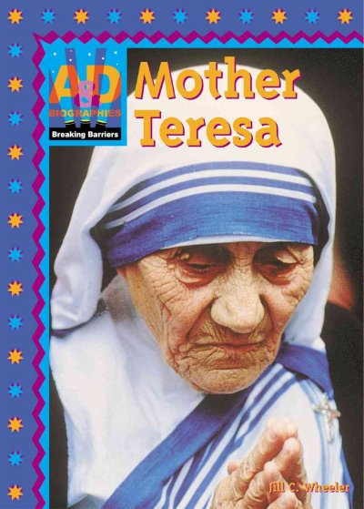 a biography of mother teresa the founder of the order of the missionaries of charity