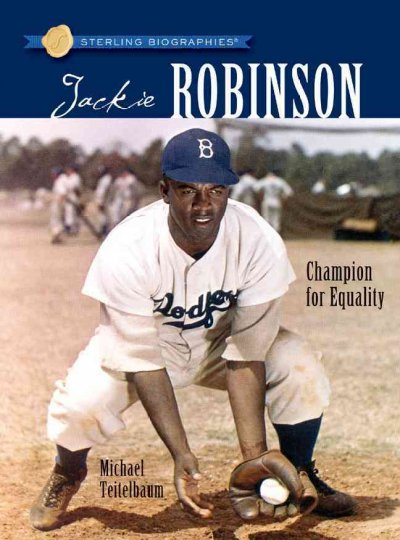 a biography of jackie robinson an american baseball player The extraordinary life of jackie robinson is illuminated as a baseball player who could focus a an american hero, and he now has the biography he.