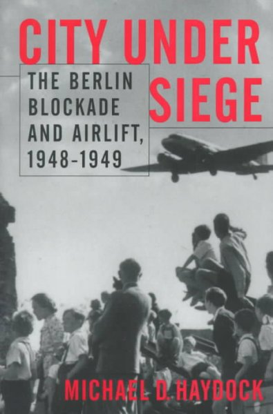 essay on the berlin blockade The berlin blockade was taken into effect on june, 18th 1948 when the soviet union blocked all traffic to and from western zones this is justified by the.