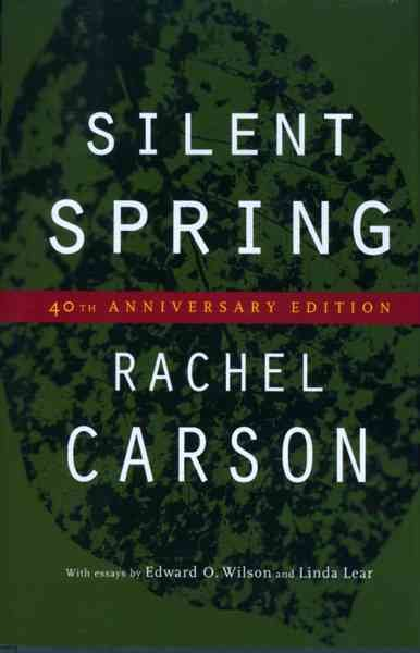 a rhetorical analysis of rachel carsons silent spring And no birds sing: rhetorical analyses of silent spring rachel carson's silent spring is often overlooked by through a thematic analysis of reviewers.