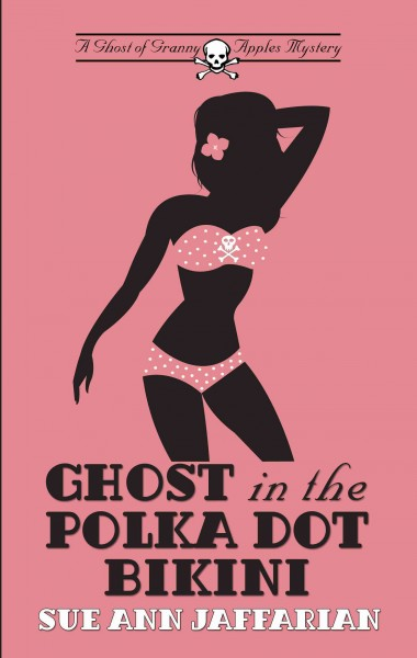 Ghost in a polka dot bikini