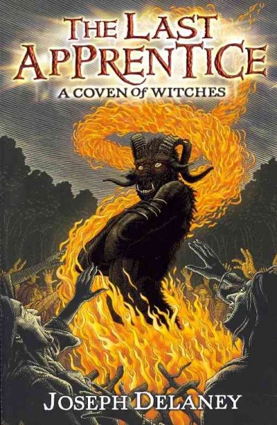 A coven of witches - Brownstown Public Library