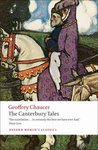 an essay on the women in the canterbury tales by geoffrey chaucer