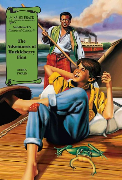 the importance of adventures in mark twains the adventures of huckleberry finn Adventures of huckleberry finn was written by american writer and homorist mark twain and published in 1884 considered one of the greatest american novels, it recounts the adventures of a boy and his friends who live in a town on the banks of mississippi river.
