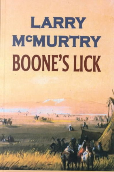 Boones lick larry mcmurtry