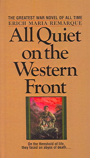 an overview of the german literature and the novel all quiet on the western front by erich maria rem In-depth critical discussions of erich maria remarque's novel considers all quiet on the western front 's place within the body of german war literature.