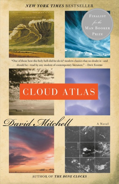 david mitchells cloud atlas essay