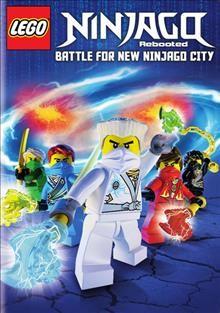 LEGO Ninjago, masters of Spinjitzu, Vol  5, Kingdom of the snakes