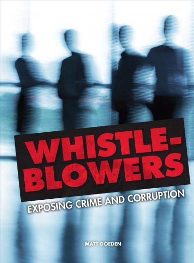 case incident 2 whistle blowers