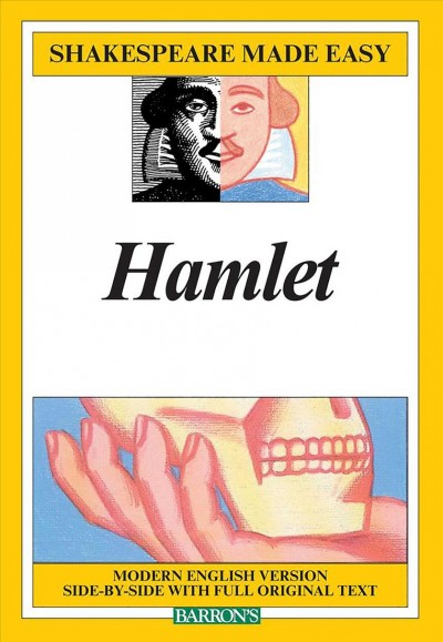 the presence of apparition in hamlet by william shakespeare
