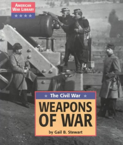 an analysis of the weapons of the civil war The union used many weapons in the civil war among these, the most popular was the model 1861 springfield musket, manufactured in the north for $15 to $20 to the government at the springfield armory in springfield, massachusetts.