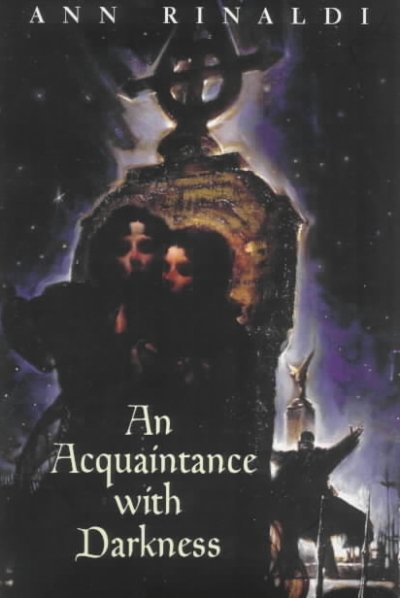 an acquaintance with darkness by ann