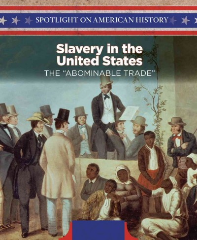 a history of slavery in the us The role of slavery in america in the history of the united states of america.