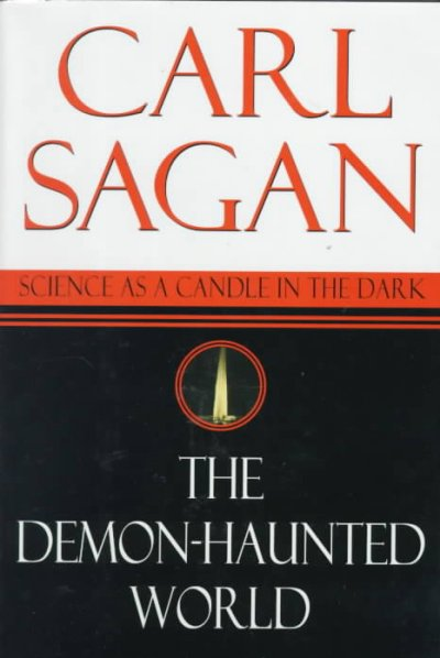 the demon haunted world carl sagan Carl sagan served as the david duncan professor of astronomy and space sciences and director of the laboratory for planetary studies at cornell university.