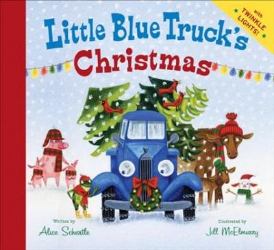 Christmas In Evergreen Truck.Little Blue Truck S Christmas Evergreen Indiana