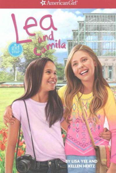 Lea And Camila Roanoke Public Library