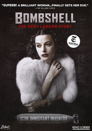 Bombshell : the Hedy Lamarr story - Evergreen Indiana