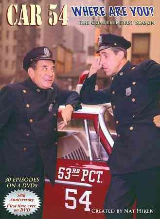 Car 54 Where Are You The Complete 1st Season Evergreen Indiana