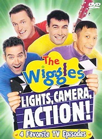 The Wiggles  Lights, camera, action! - Evergreen Indiana