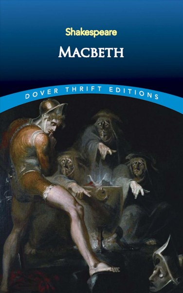 an essay on the novel macbeth by william shakespeare Published: mon, 5 dec 2016 the william shakespeare tragedy of macbeth is an explicit play of contradiction and vaulting ambition macbeth is shakespeare's profound and mature vision of evil through the disintegration and damnation of man.