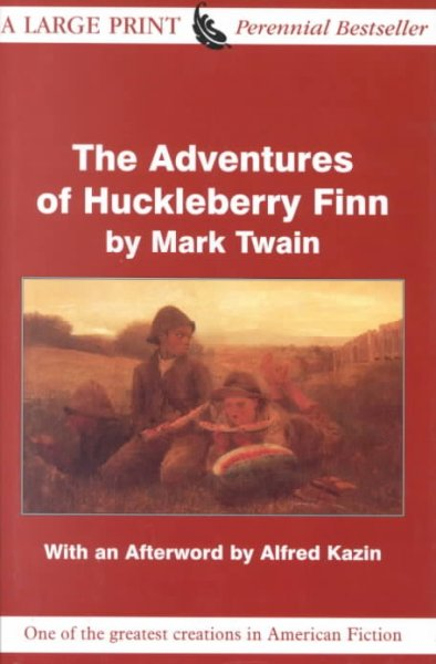 controversy the adventures of huckleberry finn