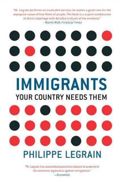 the role of immigrants in making america a better nation according to phillippe legrain The a description of anti social personality disorder or psychopathy hare psychopathy checklist-revised (pcl-r) is a diagnostic tool used to rate a person's psychopathic or antisocial tendencies.